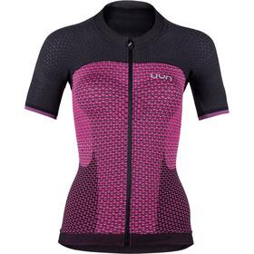 UYN Biking Alpha OW Camisa Manga Corta Mujer, rosa/negro